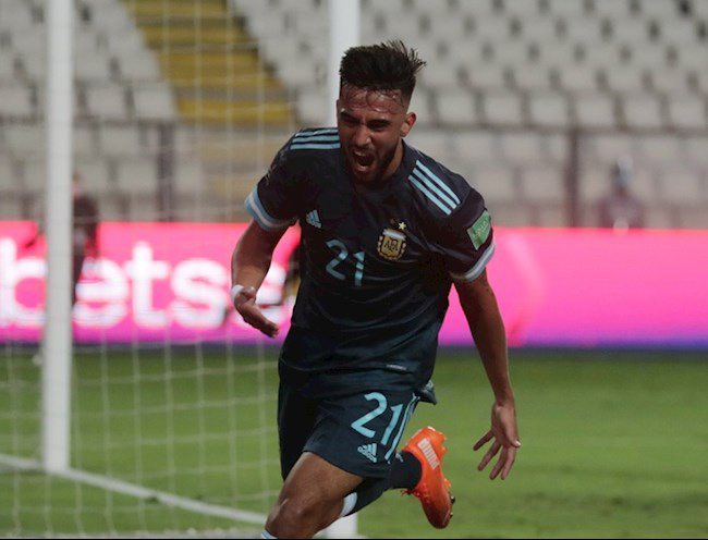 Messi tịt ngòi, Argentina vẫn hạ đo ván Peru - Ảnh 1.