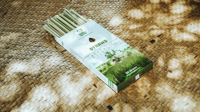 Biến cỏ dại thành ống hút xuất khẩu doanh thu trăm tỷ - Ảnh 3.