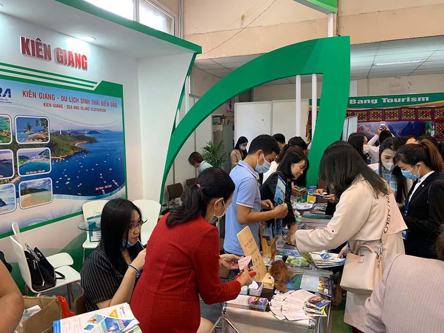 Khai mạc Hội chợ Du lịch Quốc tế Việt Nam – VITM Hà Nội 2020  - Ảnh 4.