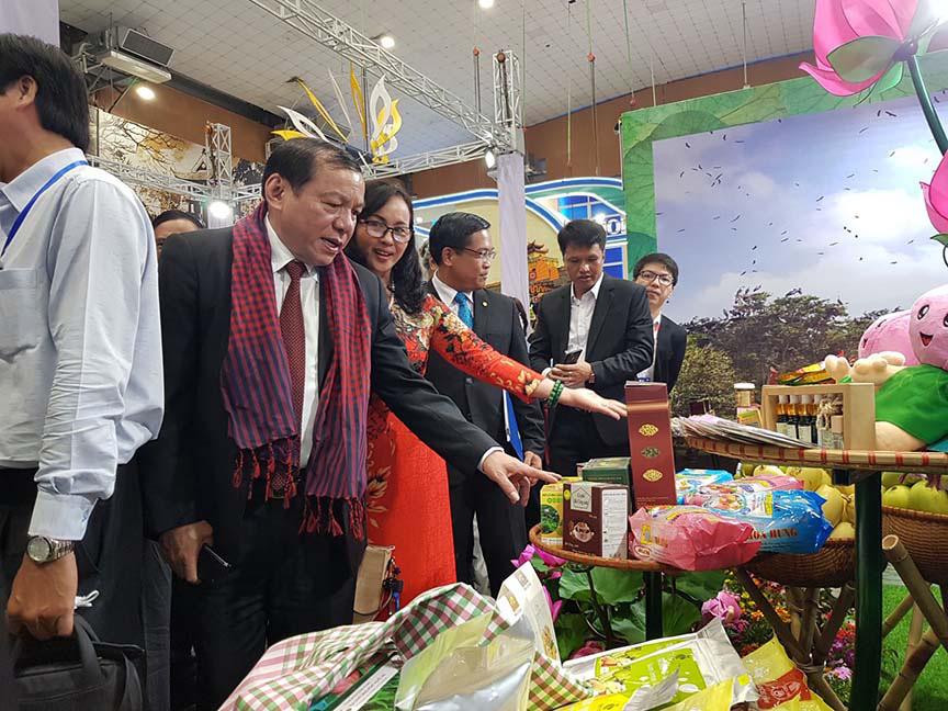 Khai mạc Hội chợ Du lịch Quốc tế Việt Nam – VITM Hà Nội 2020  - Ảnh 2.