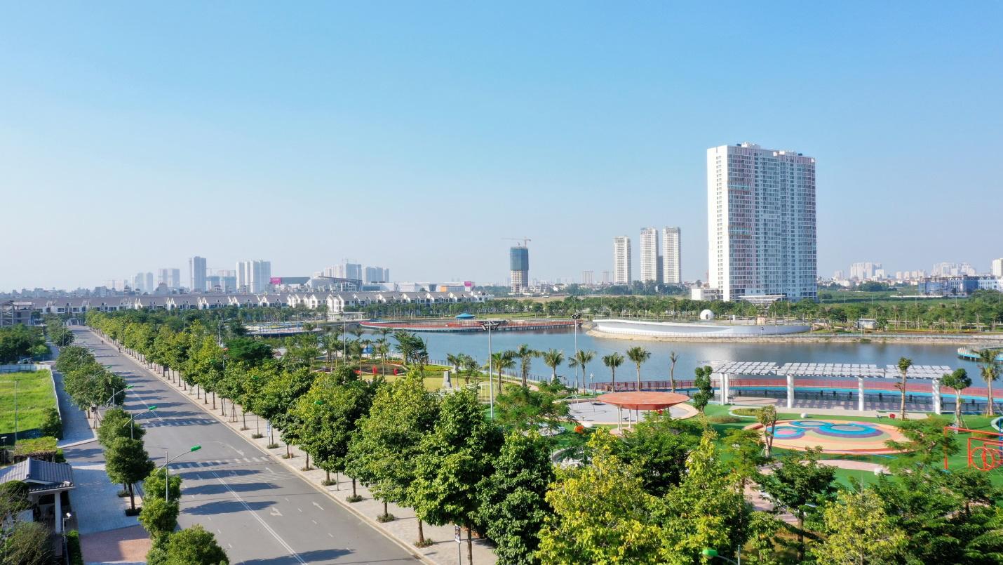 Thị trường bất động sản phía Tây 'bứt tốc':  Điểm sáng từ Khu đô thị Dương Nội - Ảnh 2.