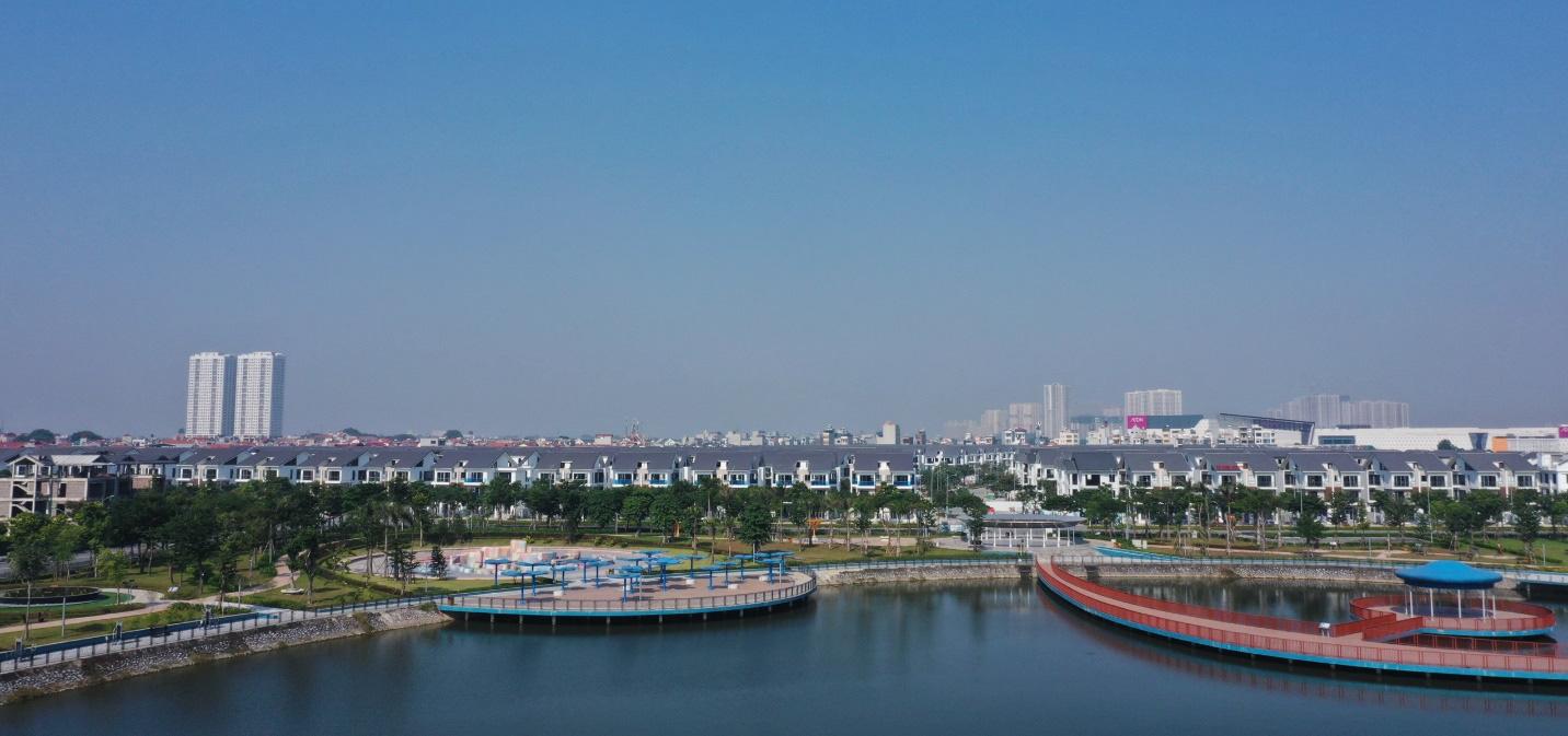 Thị trường bất động sản phía Tây 'bứt tốc':  Điểm sáng từ Khu đô thị Dương Nội - Ảnh 3.