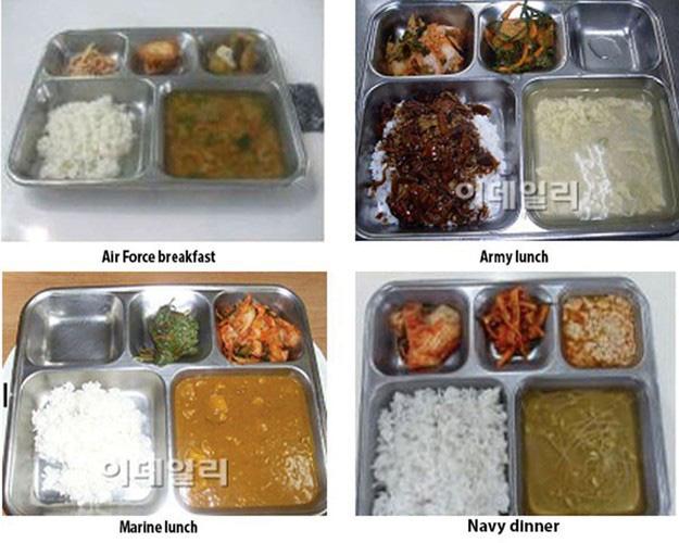 Binh lính chủ lực các nước Nga, Mỹ, Trung, Hàn... được ăn uống thế nào? - Ảnh 4.