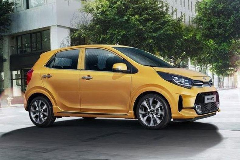 Kia Morning 2021 giá từ 439 triệu đồng, khuấy đảo thị trường Việt - Ảnh 4.