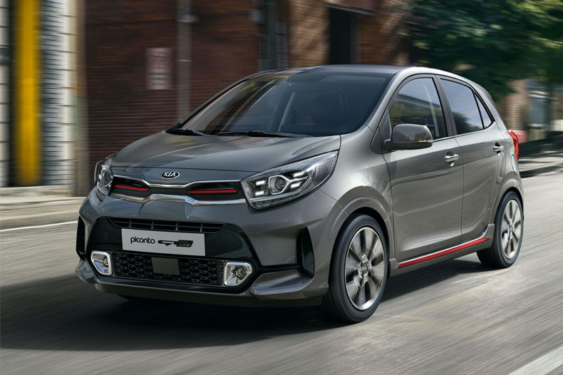 Kia Morning 2021 giá từ 439 triệu đồng, khuấy đảo thị trường Việt - Ảnh 9.