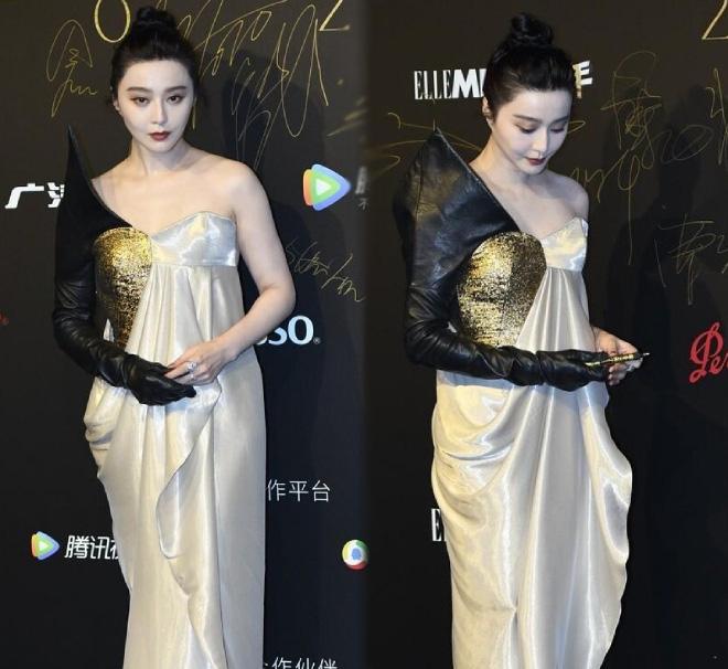 """Mỹ nhân phim cổ trang Trung Quốc ngoài đời gây """"choáng"""" gương mặt bị chê đơ cứng - Ảnh 3."""
