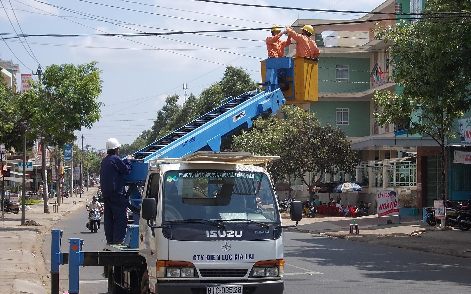 PC Gia Lai: Đầu tư hơn 126 tỷ đồng sửa chữa, nâng cấp hệ thống lưới điện