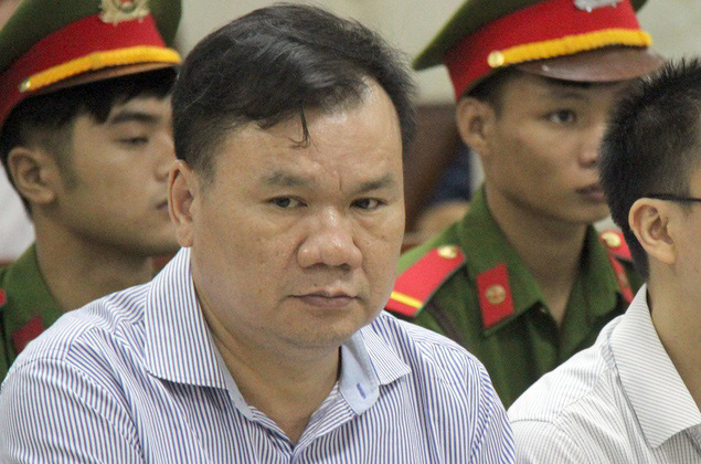Trịnh Xuân Thanh nhờ bố đứng tên công ty để nhận chuyển nhượng đất ở Tam Đảo - Ảnh 2.
