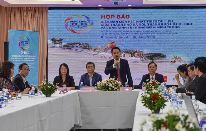 7 tỉnh, thành tham gia Liên kết phát triển du lịch với nhiều gói sản phẩm du lịch mới  - Ảnh 1.