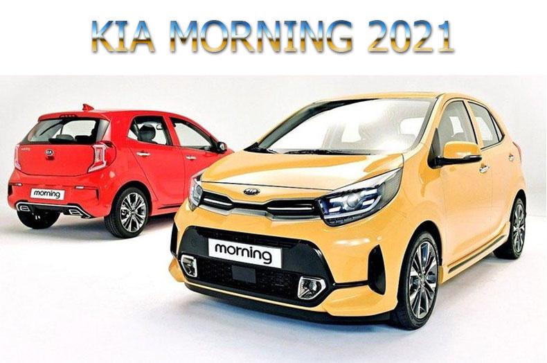 Kia Morning 2021 giá từ 439 triệu đồng, khuấy đảo thị trường Việt - Ảnh 1.
