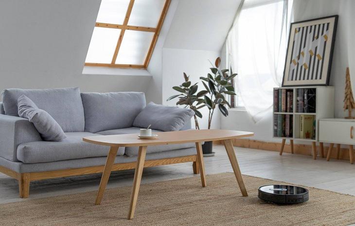 Chọn mua robot hút bụi phù hợp với không gian nhà ở - Ảnh 4.