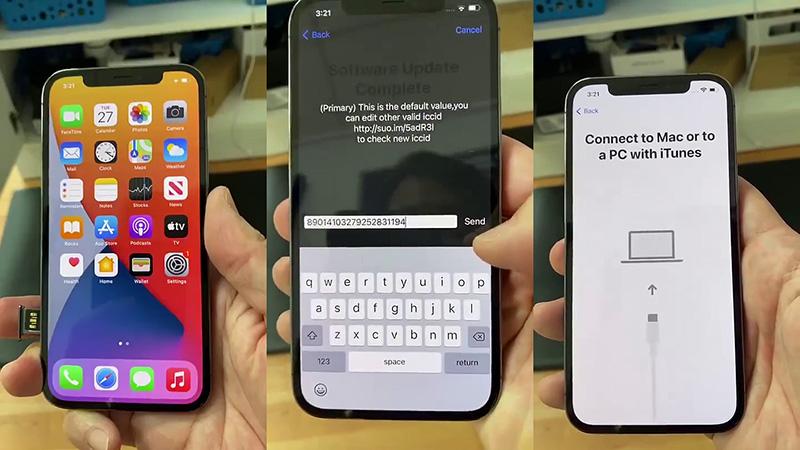 iPhone 12 Lock rẻ hơn bản quốc tế 7 triệu nhưng... - Ảnh 1.
