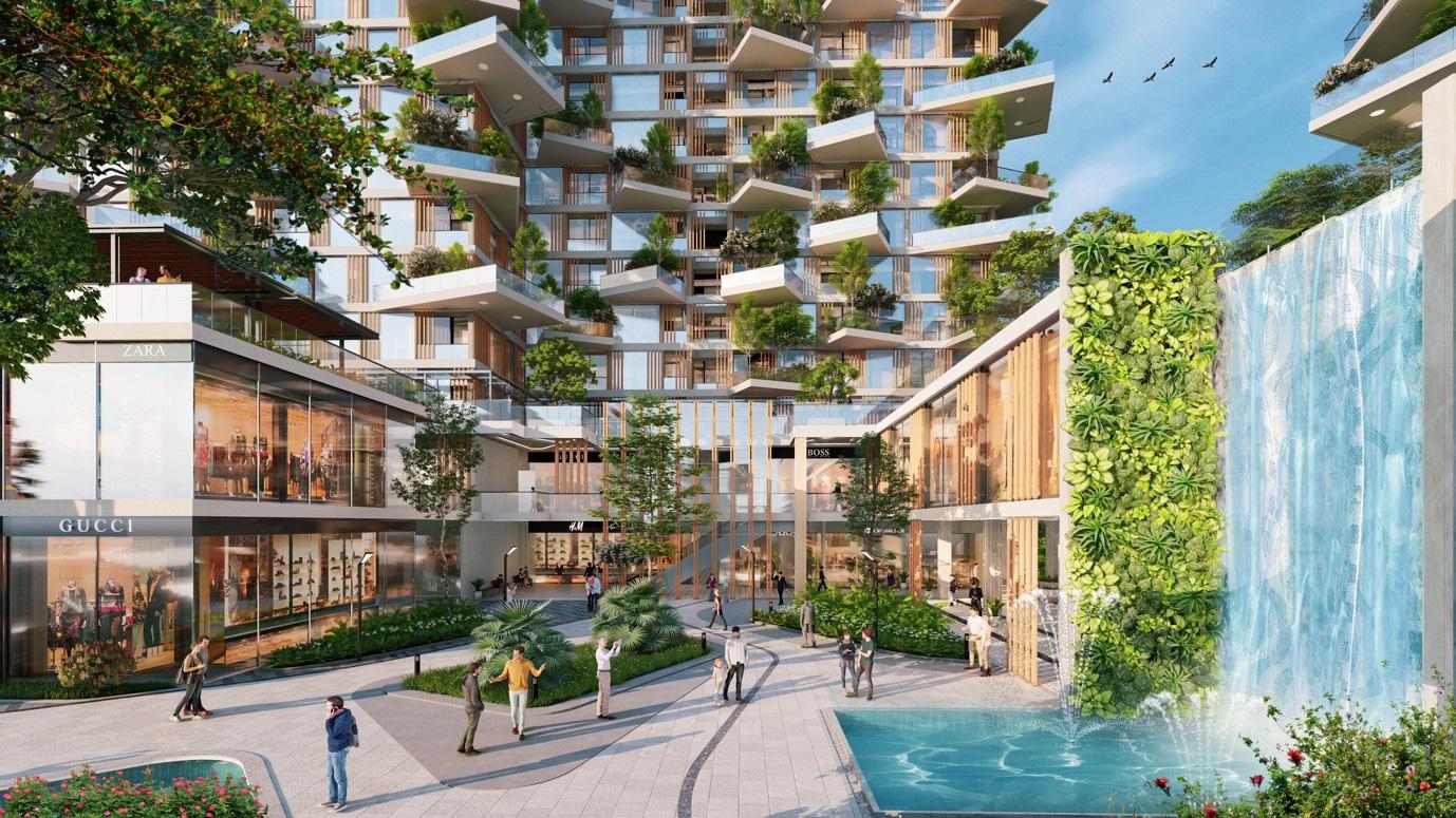 """Việt Nam sẽ có dự án lọt Top """"Các tòa tháp xanh cao nhất thế giới"""" - Ảnh 10."""