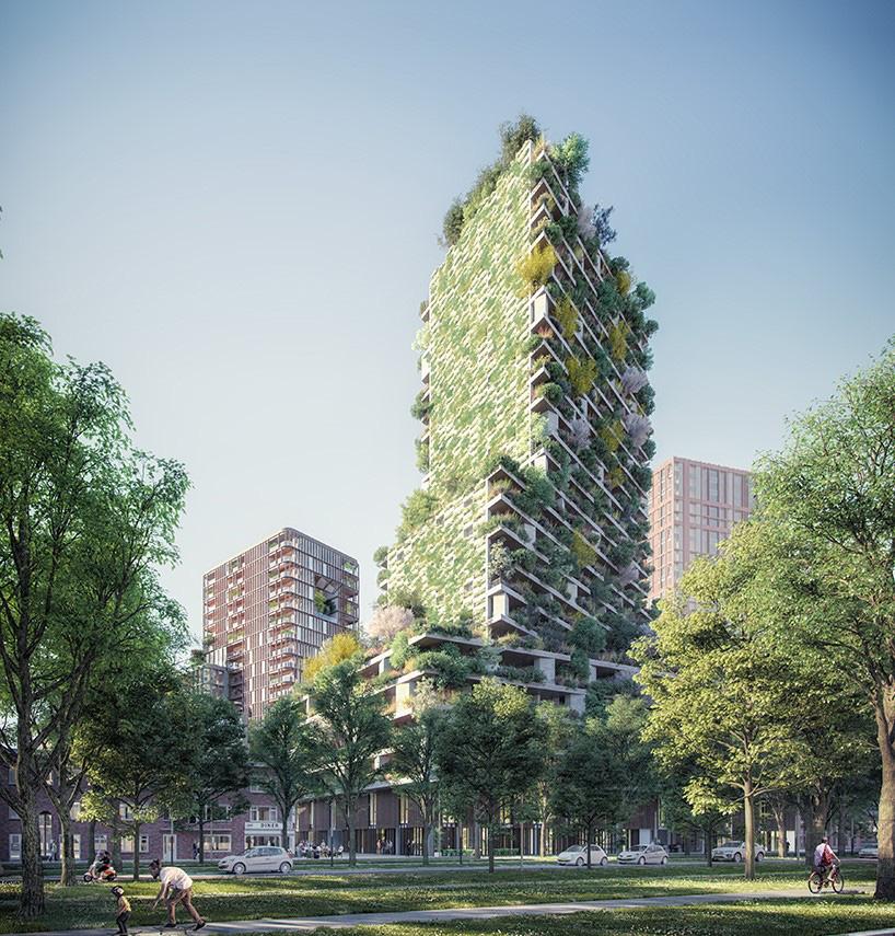 """Việt Nam sẽ có dự án lọt Top """"Các tòa tháp xanh cao nhất thế giới"""" - Ảnh 2."""