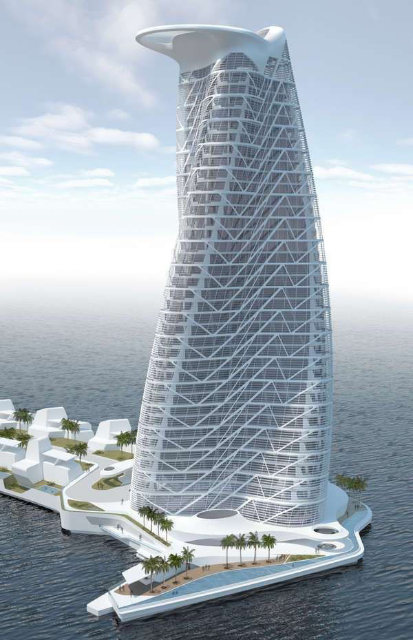 """Việt Nam sẽ có dự án lọt Top """"Các tòa tháp xanh cao nhất thế giới"""" - Ảnh 5."""