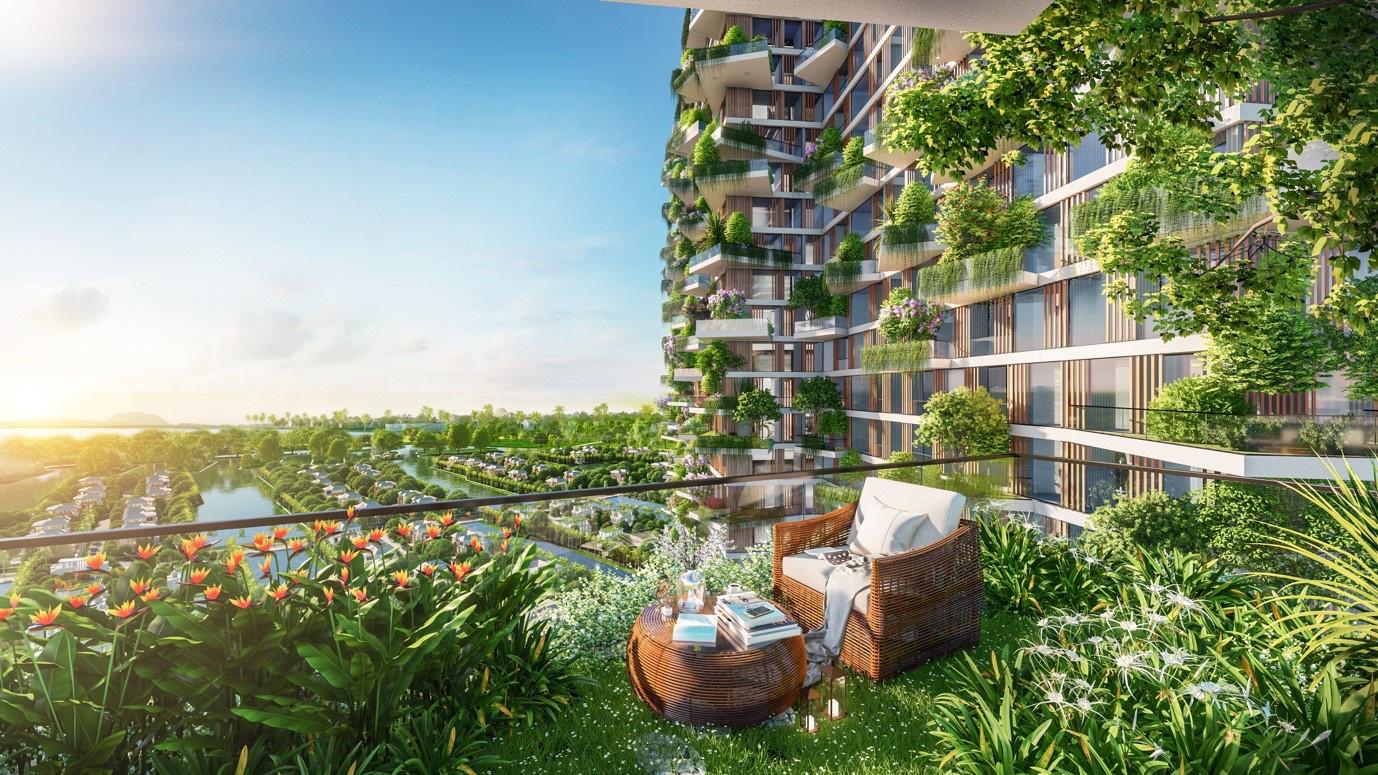 """Việt Nam sẽ có dự án lọt Top """"Các tòa tháp xanh cao nhất thế giới"""" - Ảnh 7."""