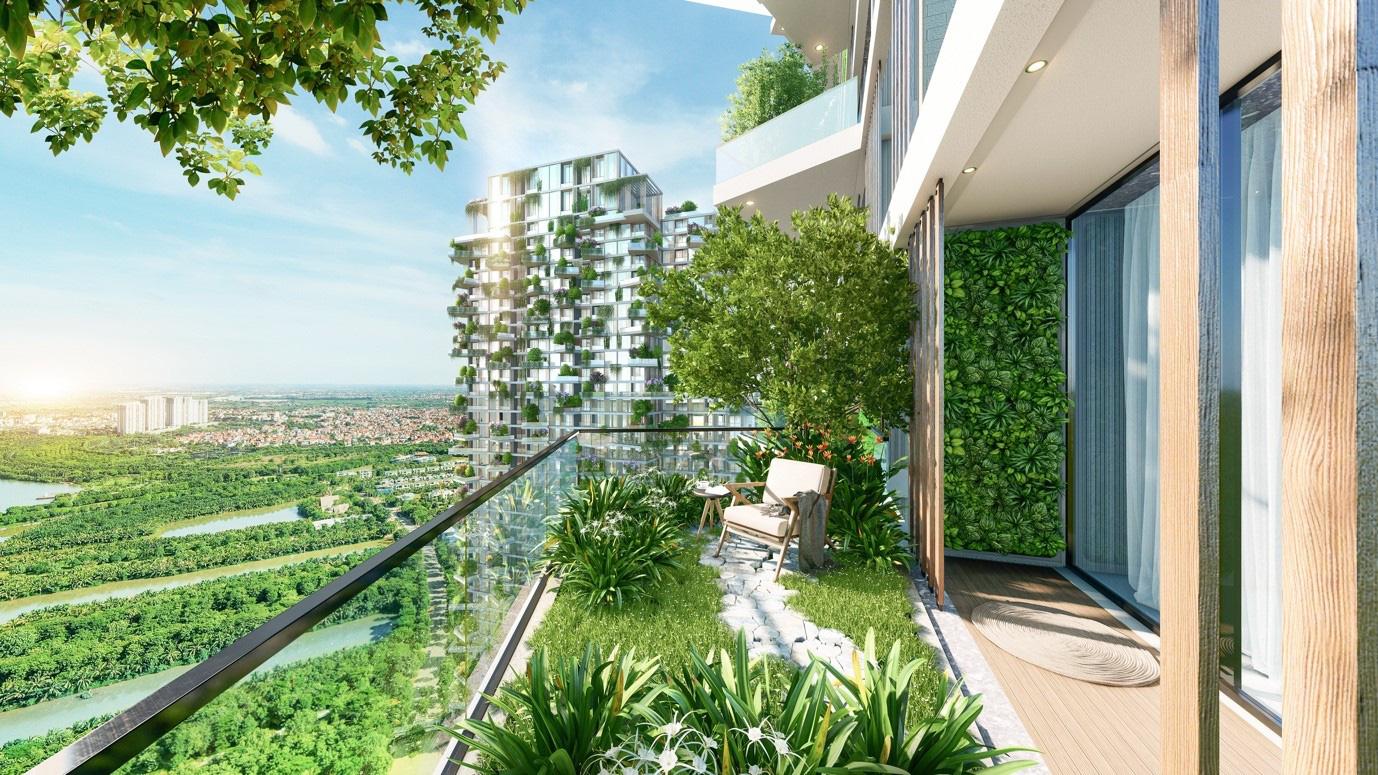 """Việt Nam sẽ có dự án lọt Top """"Các tòa tháp xanh cao nhất thế giới"""" - Ảnh 8."""
