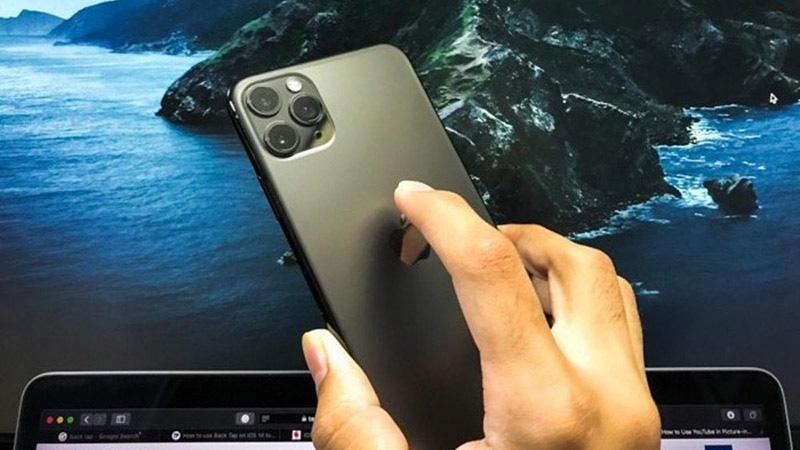 Điện thoại iPhone có một phím điều khiển mà Apple đã giấu kín - Ảnh 1.