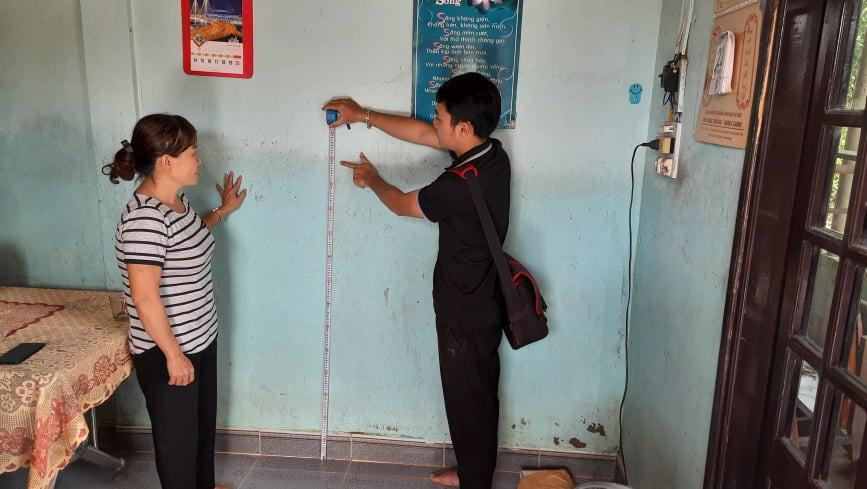 Thuỷ Tiên ngừng trao hỗ trợ tại Hải Lăng (Quảng Trị): Những gì PV Dân Việt nghe, nhìn thấy - Ảnh 4.