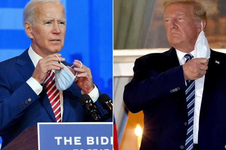 Bầu cử Mỹ: Nga đặt cược vào ai, Trump hay Biden? - Ảnh 1.