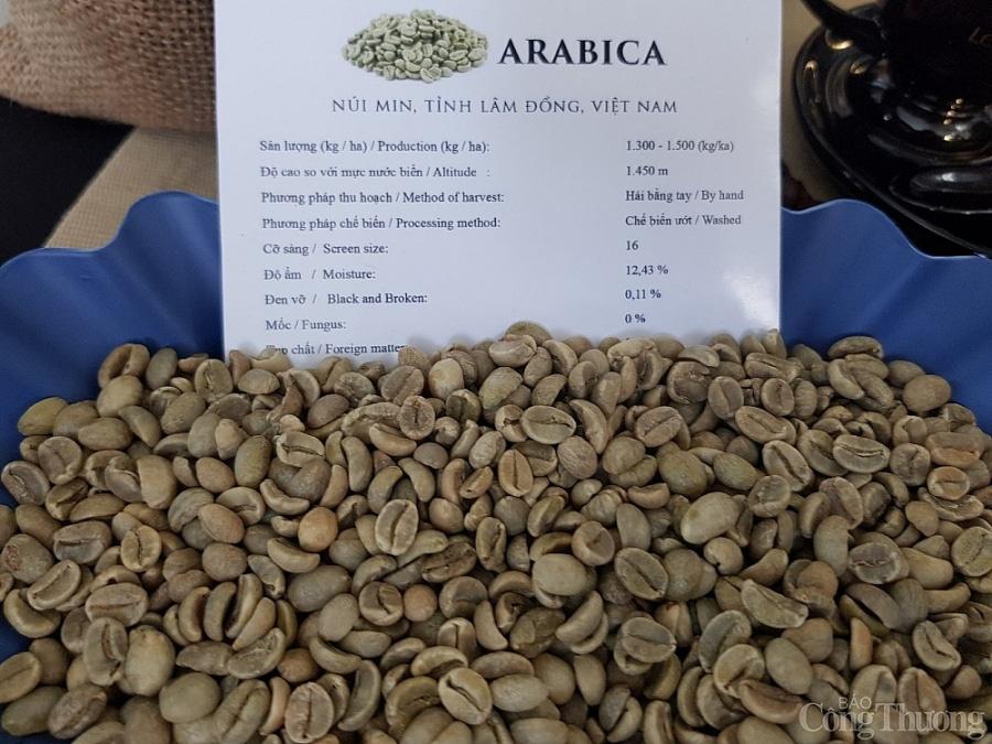 """Vì sao cà phê xuất khẩu chưa """"hưởng lợi"""" nhiều từ EVFTA? - Ảnh 1."""