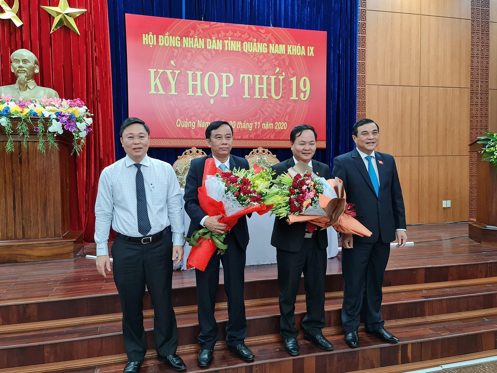 Ông Nguyễn Hồng Quang giữ chức Phó Chủ tịch UBND tỉnh Quảng Nam ở tuổi 44 - Ảnh 2.