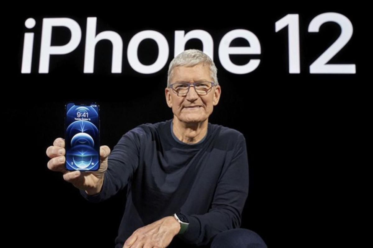 Apple phát hành iOS 14.2.1 để sửa lỗi trên iPhone 12 - Ảnh 1.