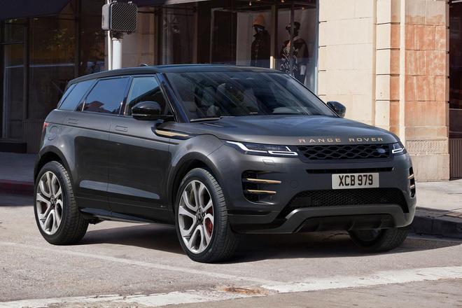 Range Rover Evoque 2021 được ra mắt - Ảnh 5.