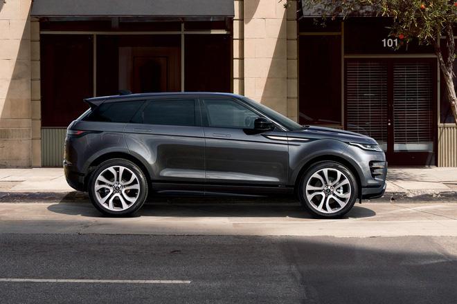 Range Rover Evoque 2021 duoc nang cap nhung gi anh 17