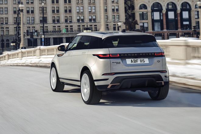 Range Rover Evoque 2021 duoc nang cap nhung gi anh 3