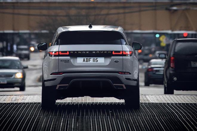 Range Rover Evoque 2021 duoc nang cap nhung gi anh 2