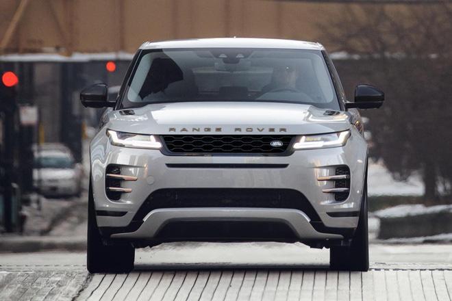 Range Rover Evoque 2021 được ra mắt - Ảnh 1.