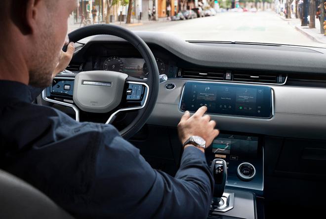 Range Rover Evoque 2021 được ra mắt - Ảnh 3.