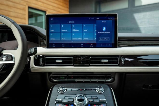 'Soi' Lincoln Nautilus 2021 giá gần 10 tỷ đồng - Ảnh 3.