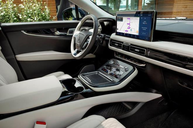 'Soi' Lincoln Nautilus 2021 giá gần 10 tỷ đồng - Ảnh 4.