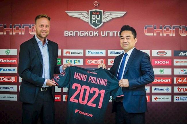"""Nóng: TP.HCM chốt xong hợp đồng với HLV Thai.League từng """"lơ"""" Đặng Văn Lâm? - Ảnh 1."""