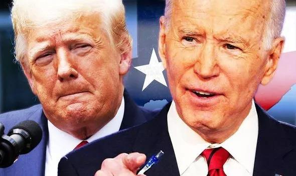 """Biden """"nổi đóa"""" tố Trump là """"tổng thống vô trách nhiệm nhất lịch sử Mỹ  - Ảnh 1."""