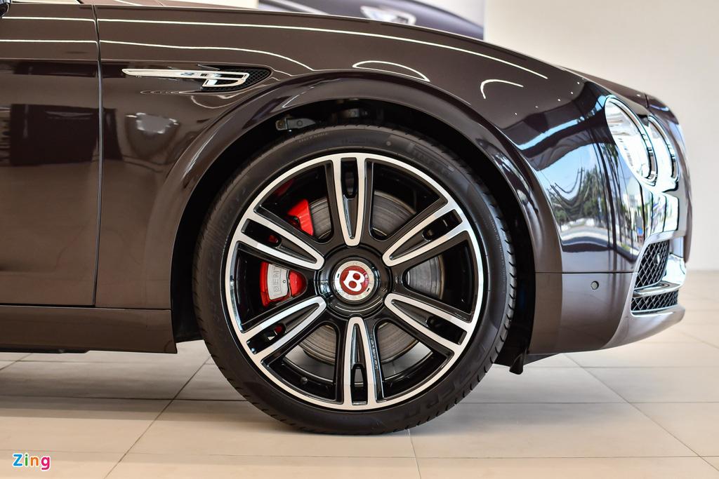 Bentley Flying Spur V8 S anh 9