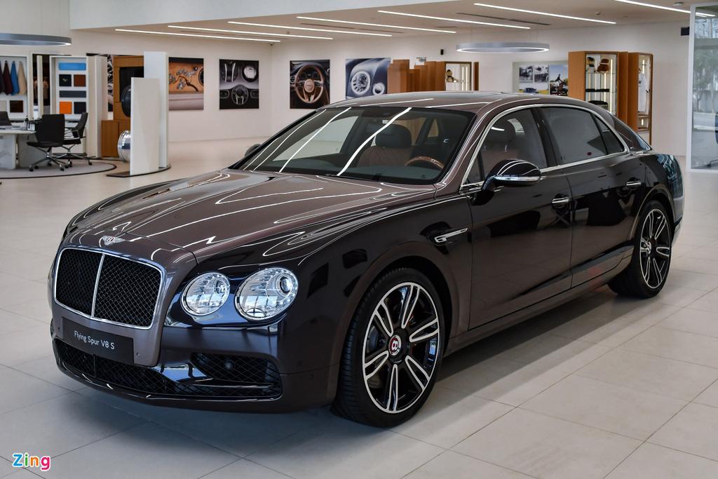 Chi tiết Bentley Flying Spur V8 S giá hơn 17,6 tỷ với màu sơn hiếm - Ảnh 13.