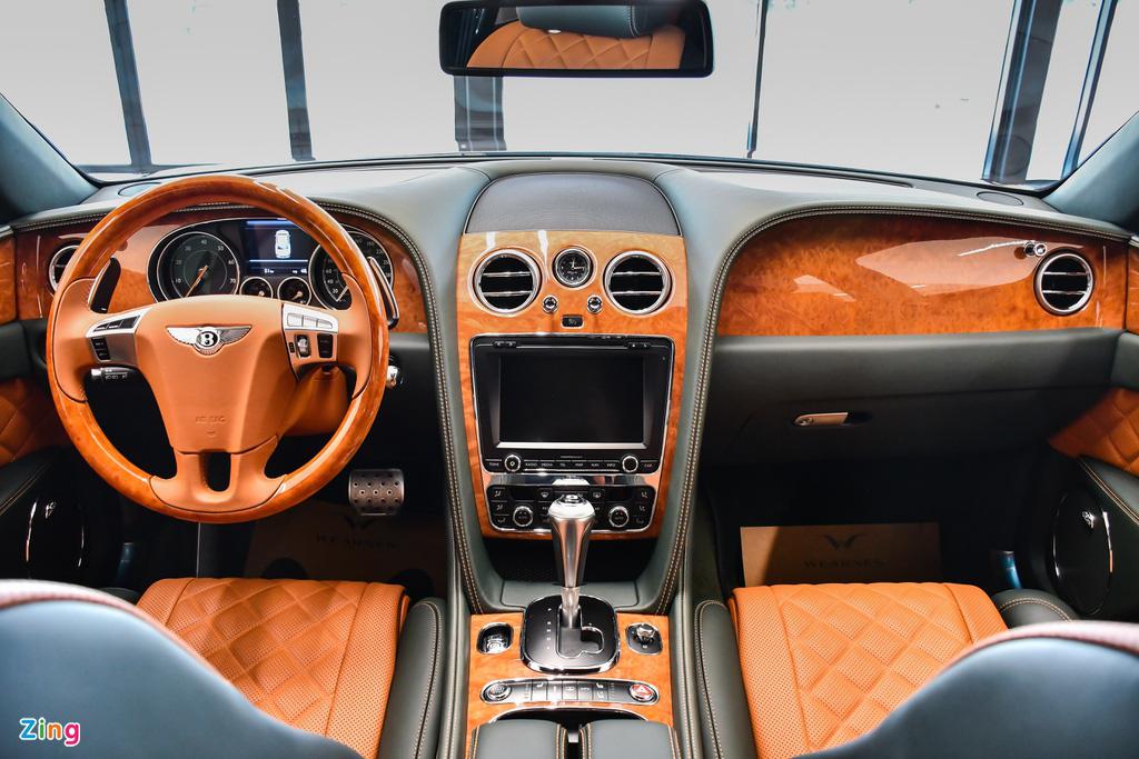 Chi tiết Bentley Flying Spur V8 S giá hơn 17,6 tỷ với màu sơn hiếm - Ảnh 8.