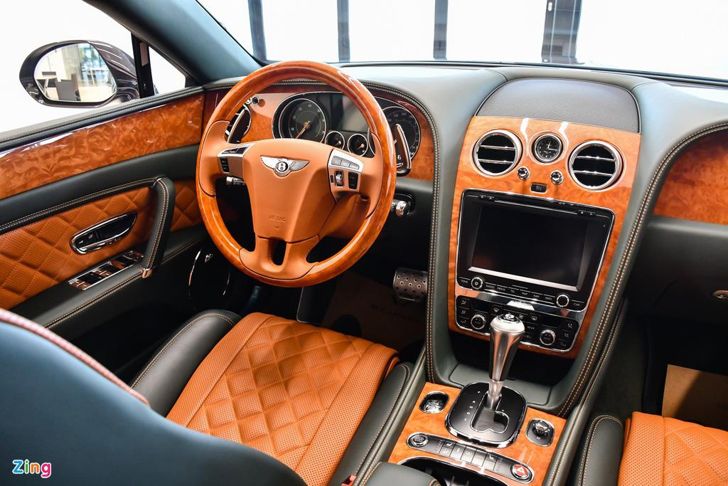 Chi tiết Bentley Flying Spur V8 S giá hơn 17,6 tỷ với màu sơn hiếm - Ảnh 10.