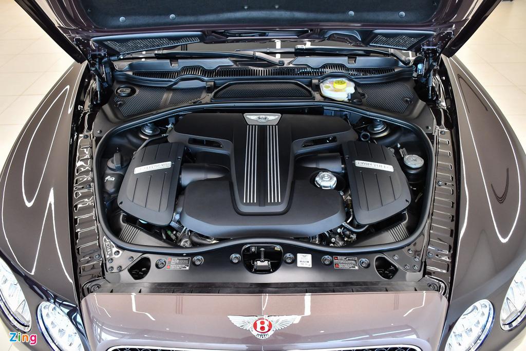 Chi tiết Bentley Flying Spur V8 S giá hơn 17,6 tỷ với màu sơn hiếm - Ảnh 12.
