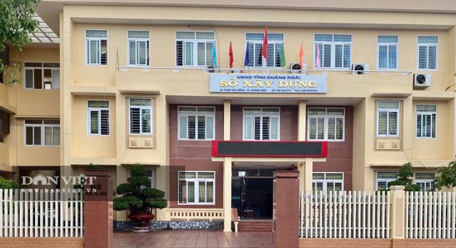 Quảng Ngãi: Sở Xây dựng phản ứng vì bị huyện đá trách nhiệm vụ trụ sở 80 tỷ  - Ảnh 1.