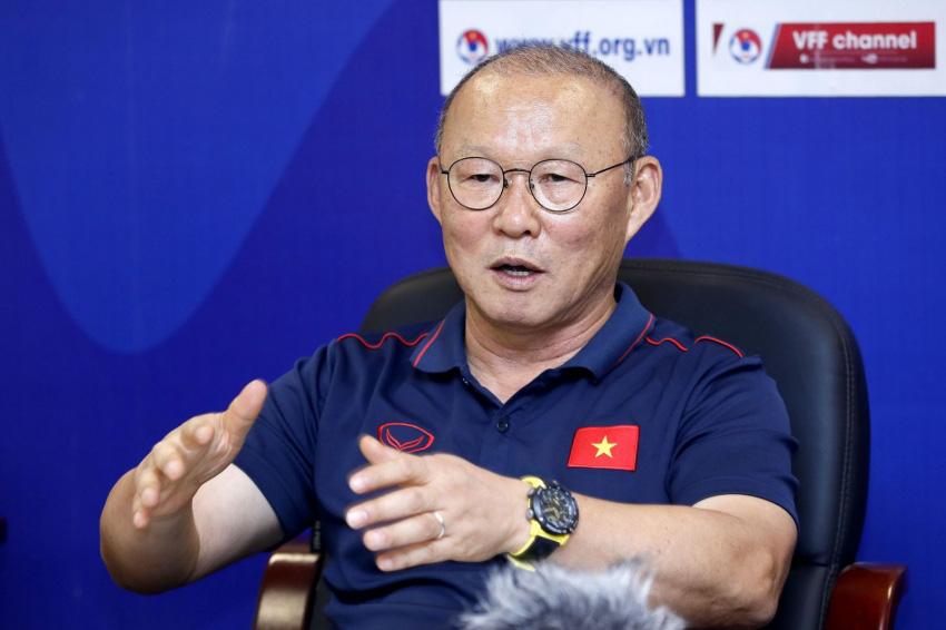 Vì bóng đá Việt Nam, HLV Park Hang-seo làm điều chưa từng có - Ảnh 1.