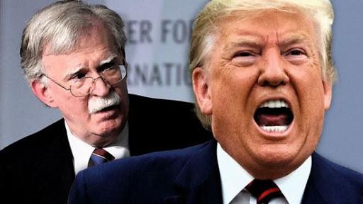 """Cựu trợ lý tiết lộ Trump có """"một danh sách kẻ thù""""  - Ảnh 1."""