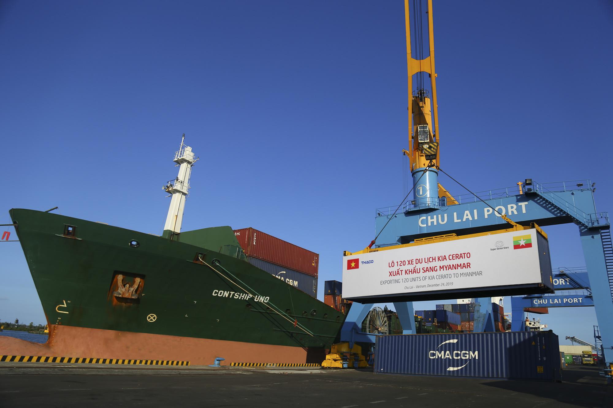 Lợi nhuận cao kỷ lục trong 2 tháng đầu năm từ Cảng biển - Ảnh 1.