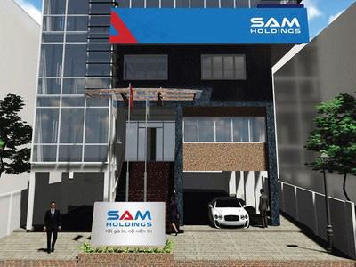 SAM Holdings muốn phát hành 93,5 triệu cổ phiếu, tăng vốn lên gần 3.500 tỷ đồng - Ảnh 1.