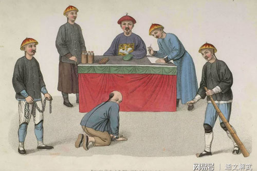 Hình phạt cổ đại Trung Quốc từ nhiều góc độ: Loạt ảnh đưa người xem từ mở mang kiến thức - Ảnh 1.