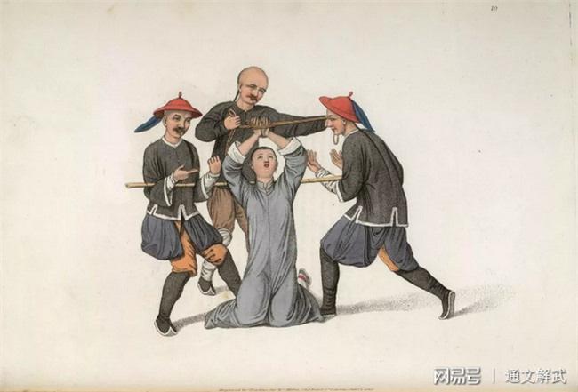 Hình phạt cổ đại Trung Quốc từ nhiều góc độ: Loạt ảnh đưa người xem từ mở mang kiến thức - Ảnh 4.