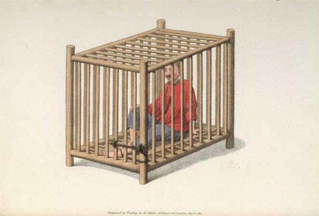 Hình phạt cổ đại Trung Quốc từ nhiều góc độ: Loạt ảnh đưa người xem từ mở mang kiến thức - Ảnh 5.
